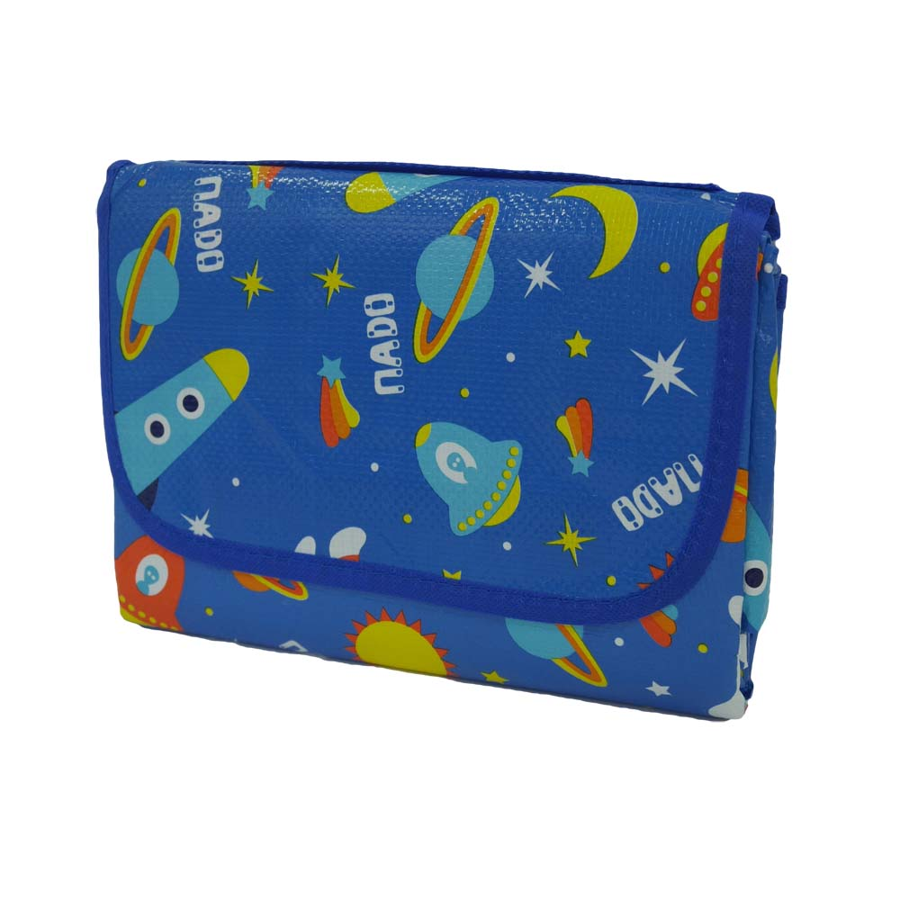 Spacetime Waterproof Picnic Rug 1